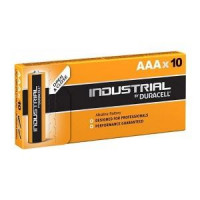 Image for Duracell Industrial AAA Batteries Box of 10
