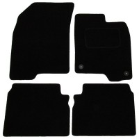 Image for Classic Tailored Car Mats Chevrolet Aveo 2008 - 11