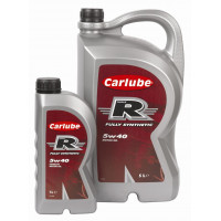 Image for Carlube Triple R 5W40 Fully Synthetic Engine Oil 5 lt