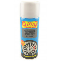 Image for Hycote Alloy Wheel Paint Aerosol 400 ml