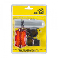 Image for Just Bike Multi-Function Light Set