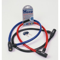 Image for Oxford Hoop Value Cable Lock - Red