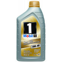 Image for Mobil 1 New Life 0w-40 Fully Synthetic Engine Oil 1lt