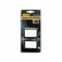 Image for Black Square Blind Spot Mirrors Pack of 2