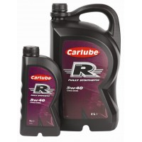 Image for Carlube Triple R 5W40 Fully Synthetic Diesel Engine Oil (Low SAPS) 1 lt