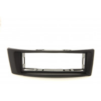 Image for Renault Megane Single DIN Fascia Panel Black