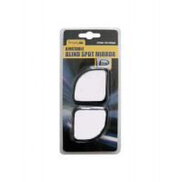 Image for Adjustable Black Square Blind Spot Mirrors
