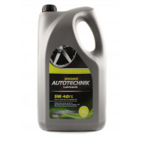 Image for 5W 40 Bremen Autotechnik Fully Synthetic Engine Oil 5 Litre