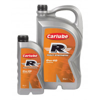 Image for Carlube Triple R 0W 40 Fully Synthetic Engine Oil 5 Litre