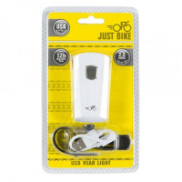 Image for Just Bike USB Rechargeable Rear Light
