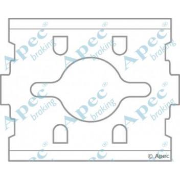 AUTOMOTIVE POWER EQUIPMENT CO WIR5226 Brake Pad Wear Lead