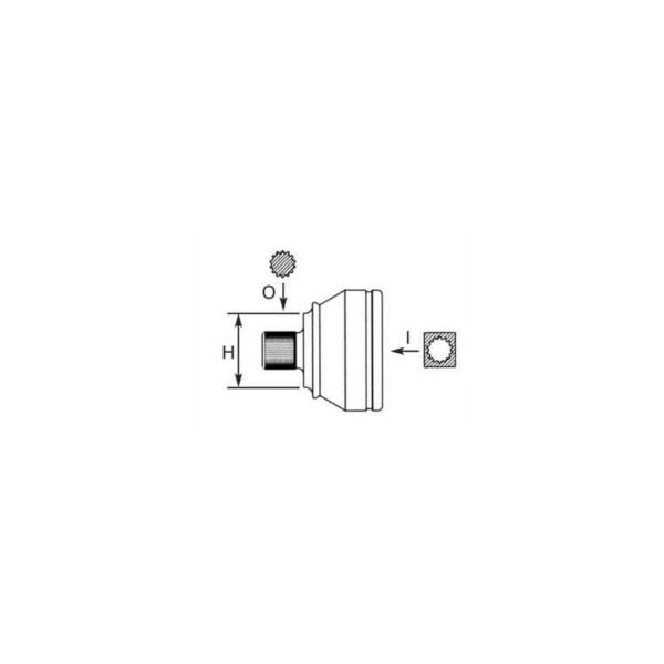 SEAT LEON 1.6 DRIVESHAFT HUB NUT//BOLT /& CV JOINT BOOT KIT BOOTKIT /& CONE 05/>06